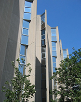 image of hogan building
